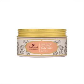Just Herbs Mace moringa Rejuvenating Body Butter