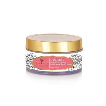 Just Herbs Pedisoft Calendula Peppermint Ayurvedic Crack Cure Foot Cream
