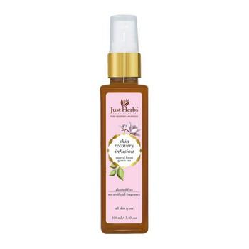 Just Herbs Sacred Lotus Green Tea Skin Recovery Toner