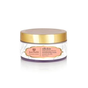 Just herbs Silkskin Indian Ginseng Aloevera Moisturising Cream