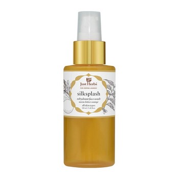 Just Herbs Silksplash Neem Orange Rehydrant Ayurvedic Face Wash