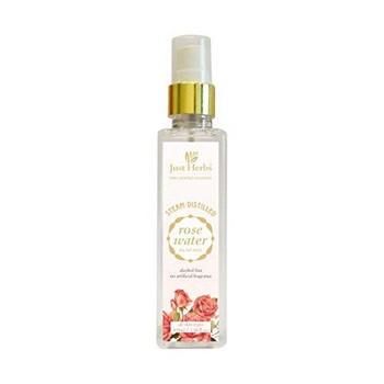 Just Herbs Steam Distilled Rose Water Face Mist