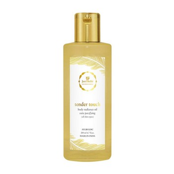 Just Herbs Tender Touch Ayurvedic Body Radiance Oil