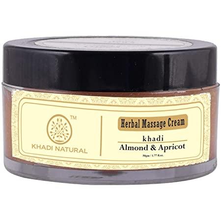 Khadi Almond And Apricot Massage Cream