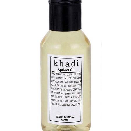 Khadi Apricot Oil