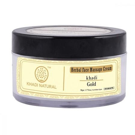 Khadi Face Gold Massage Cream