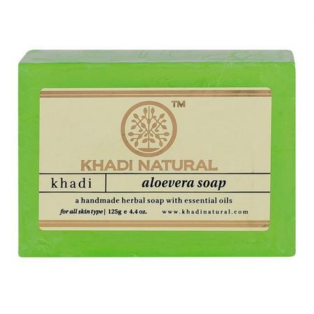 Khadi Herbal Aloevera Soap