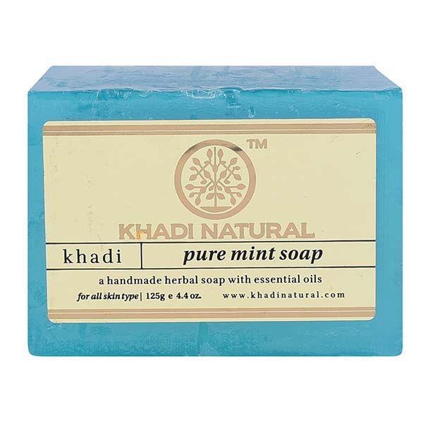 Khadi Herbal Mint Soap