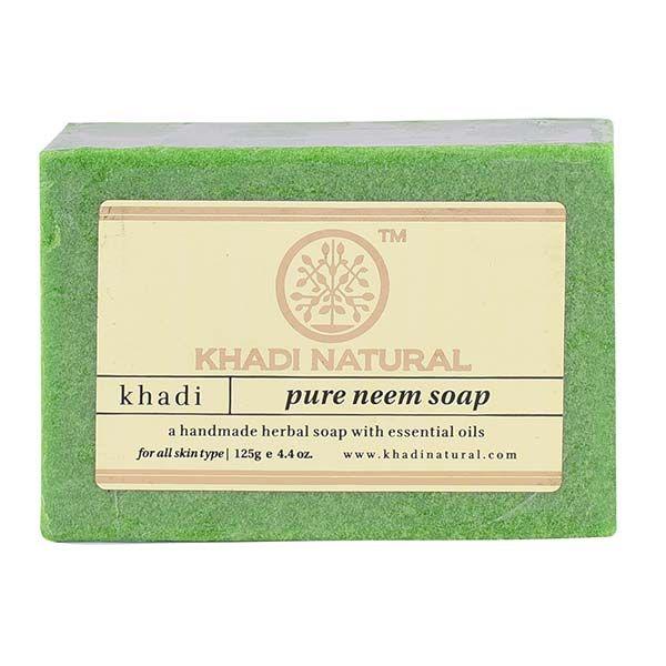 Khadi Herbal Pure Neem Soap