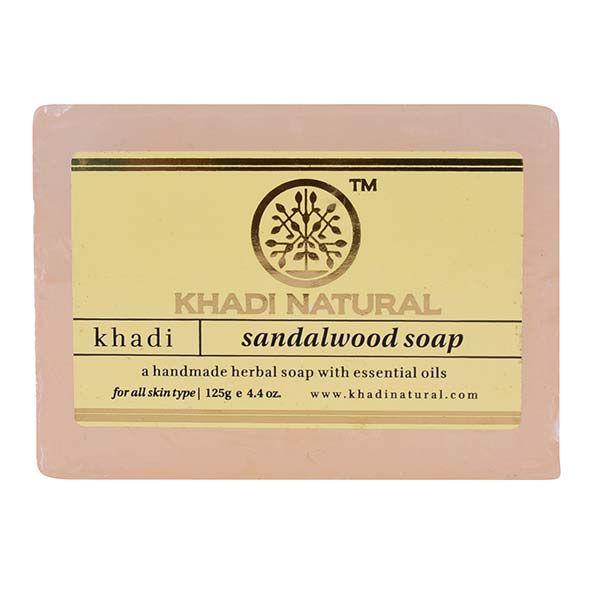 Khadi Herbal Sandalwood Soap