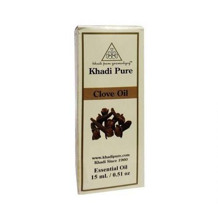 Khadi Herbal Clove Essential Oil