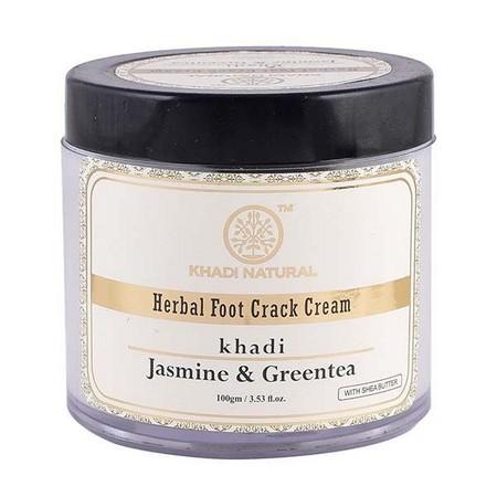 Khadi Jasmine And Green Tea Herbal Foot Crack Cream