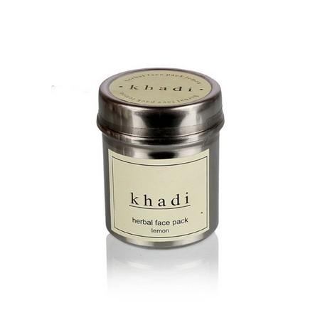 Khadi Lemon Face Pack