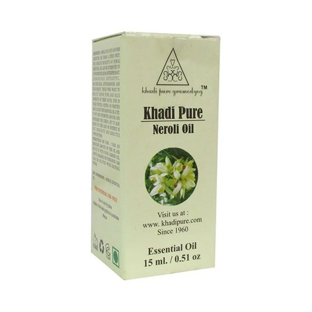 Khadi Herbal Neroli Essential Oil