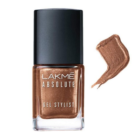 Lakme Absolute Gel Stylist Gold Dust 12 ml