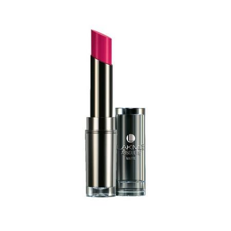 Lakme Absolute Matte Lipstick Pink Me Up
