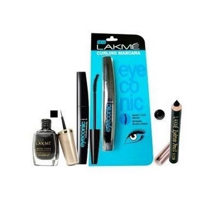 Lakme Combo of Eyeliner and Eyebrow