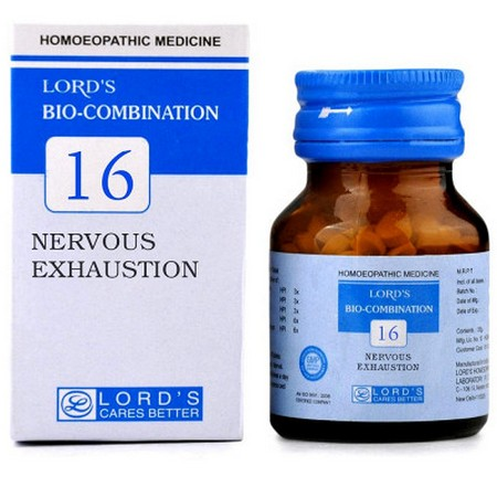 Lord's Bio Combination 16 Tablet