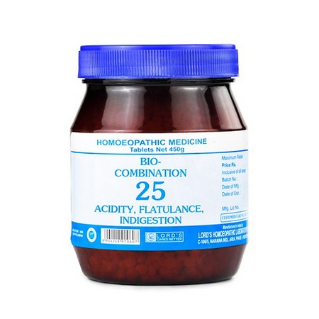 Lord's Bio Combination 25 Tablet