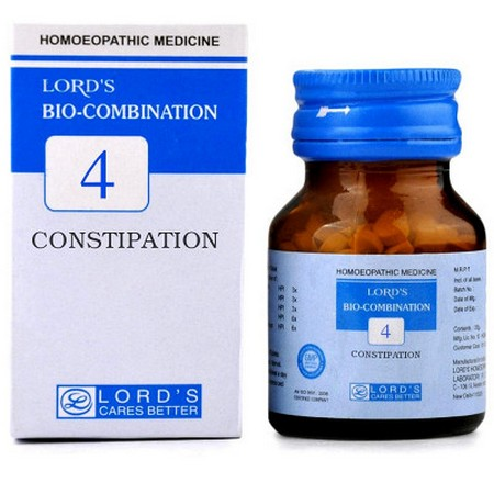 Lord's Bio Combination 4 Tablet