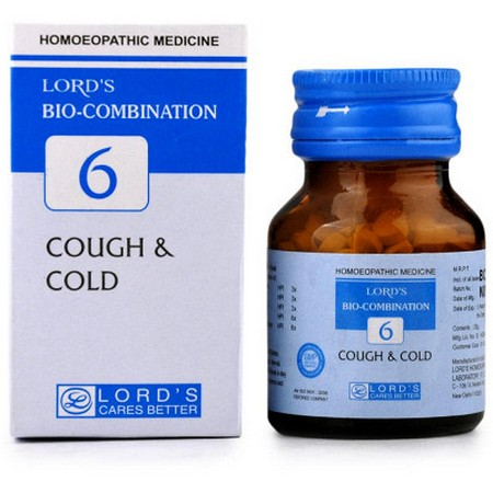 Lord's Bio Combination 6 Tablet