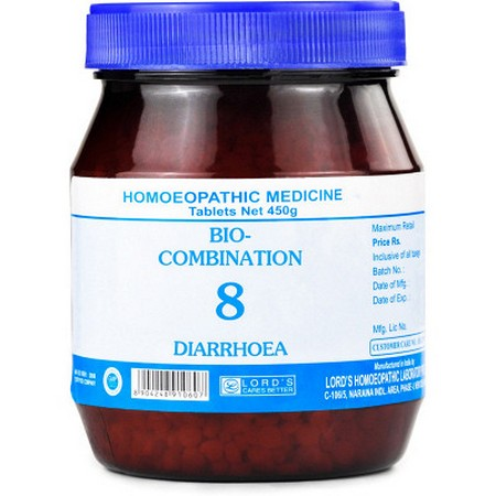 Lord's Bio Combination 8 Tablet
