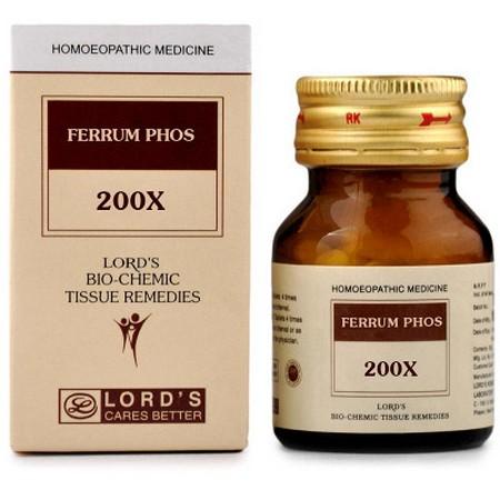 Lord's Ferrum Phos 200X