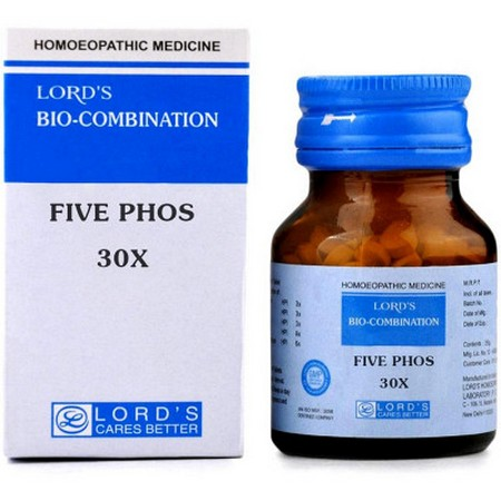 Lord's Five Phos 30X