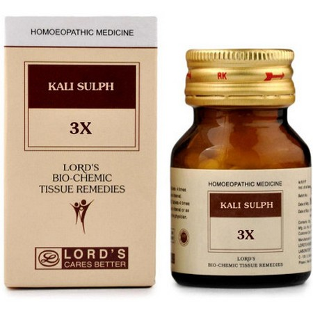 Lord's Kali Sulph 3X