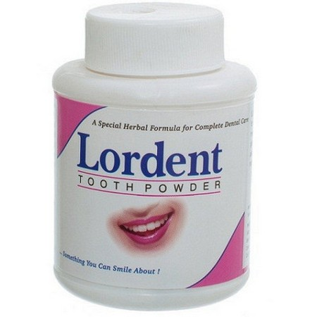 Lord's Lordent Tooth Powder