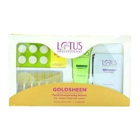 Lotus Herbals Professional Goldsheen