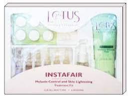 Lotus Herbals Professional Skin Enhancer Kit
