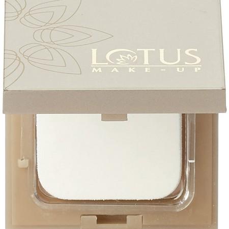 Lotus Herbals Pure Radiance Natural Compact SPF 15 Caramel 9 grams