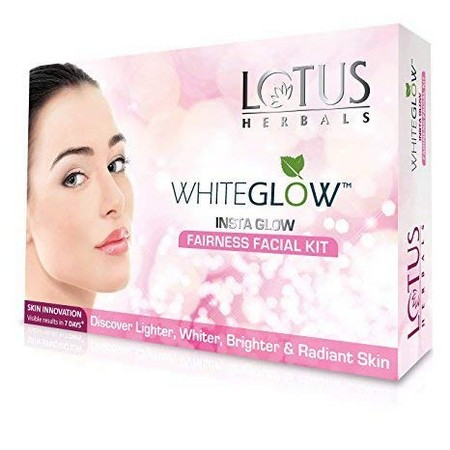 Lotus Herbals WhiteGlow Fairness Range Kit
