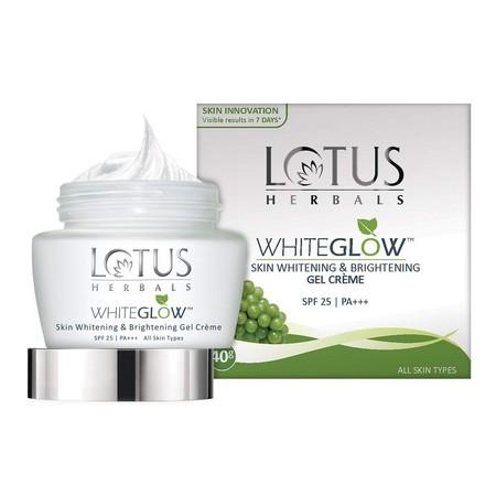 Lotus Herbals White Glow Skin Whitening and Brightening Gel