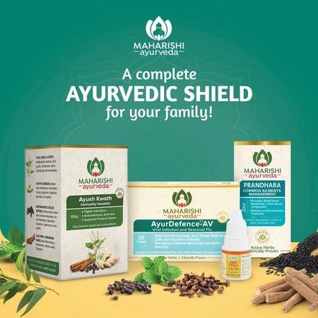 Maharishi Ayurveda Ayur Defence Shield