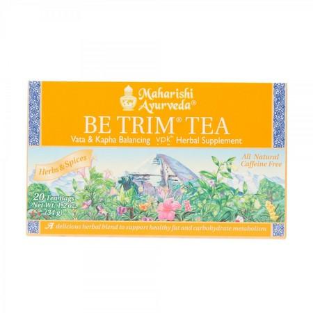 Maharishi Ayurveda Be Trim Tea