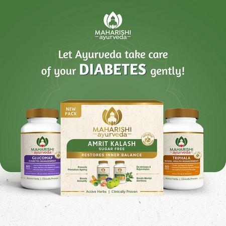 Maharishi Ayurveda Complete Diabetes Care Therapy