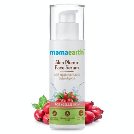 Mamaearth Skin Plump Serum