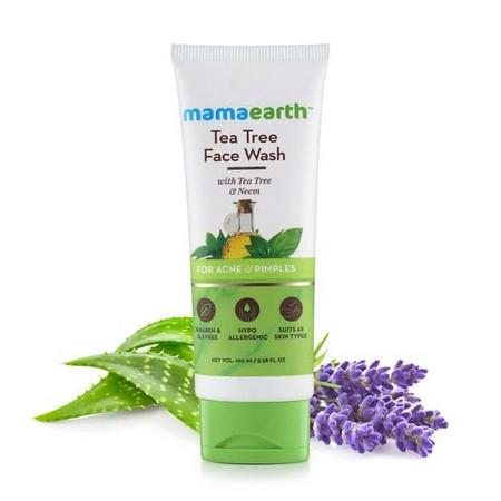 Mamaearth Tea Tree Facewash