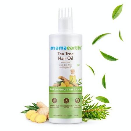 Mamaearth Tea Tree Hair Oil