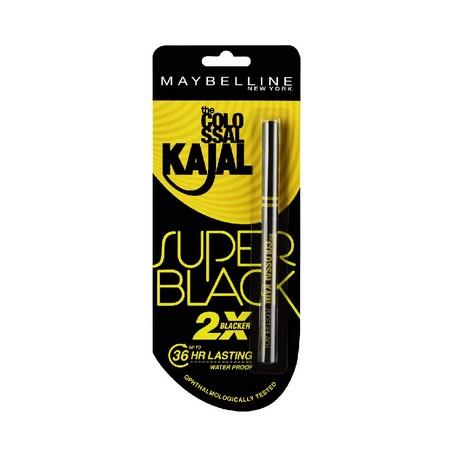 Maybelline New York Colossal Kajal Super Black