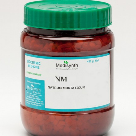 Medisynth Natrum Muriaticum 3x Powder