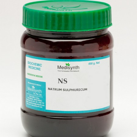 Medisynth Natrum Sulphuricum 12x Powder