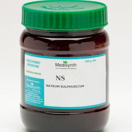 Medisynth Natrum Sulphuricum 3x Powder