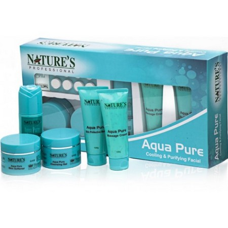 Natures Essence Aqua Pure Facial Kit