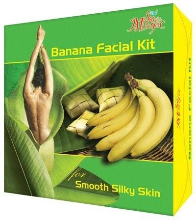 Natures Essence Banana Facial Kit
