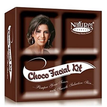 Natures Essence Choco Facial Kit