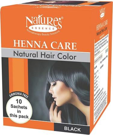 Natures Essence Henna Care