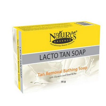 Natures Essence Lacto Tan Soap